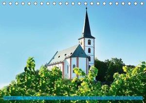 Hochheim, Perle vom Main (Tischkalender 2017 DIN A5 quer)