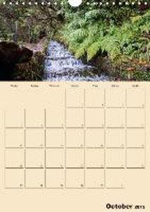 WATER AND SUN (Wall Calendar 2015 DIN A4 Portrait)