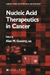 Nucleic Acid Therapeutics in Cancer