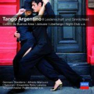 Tango Argentino-Leidenschaft Und Sinnlichkeit (CC)