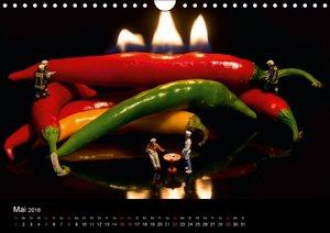 Die wahren Küchenchefs (Wandkalender 2016 DIN A4 quer)