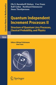 Quantum Independent Increment Processes II