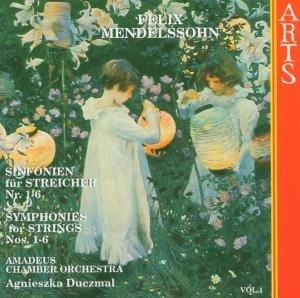 Steichersinfonien 1-6