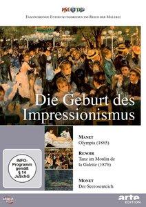 Geburt des Impressionismus: Manet / Renoir / Monet