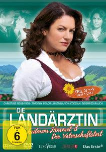 Die Landärztin Teil 3 & 4 (DVD)
