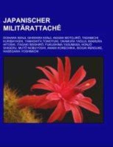 Japanischer Militärattaché