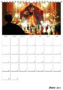 Hong Kong - Fragrant Harbour (Wall Calendar 2015 DIN A4 Portrait