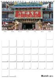 Hong Kong - Fragrant Harbour (Wall Calendar 2015 DIN A4 Portrait