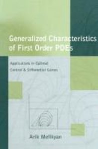 Generalized Characteristics of First Order PDEs