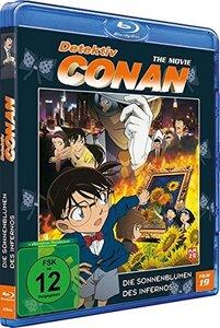 Detektiv Conan - 19. Film: Die Sonnenblumen des Infernos - Blu-r