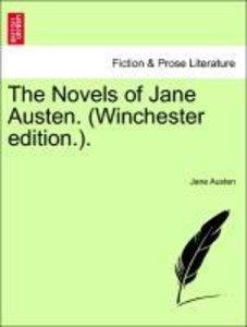 The Novels of Jane Austen. (Winchester edition.). VOLUME I