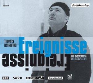 Ereignisse und andere Prosa. 2 CDs