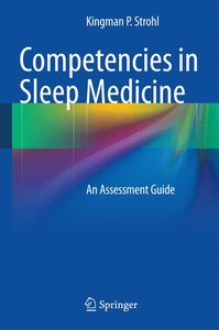 Competencies in Sleep Medicine
