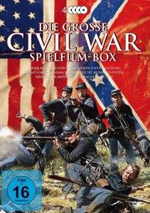Die große Civil War Spielfilm-Box (DVD)