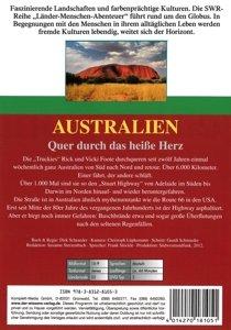 Australien-Quer durch das heiße Herz