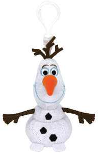 Ty FRO Clip on Olaf mit Sound 8,5 cm