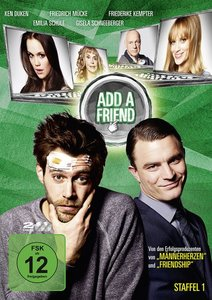 Add a friend-Staffel 1