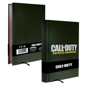 Call of Duty - Infinite Warfare - Notizbuch