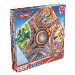 Jumbo 17955 - Disney Planes - Ludo Pop-it Spiel