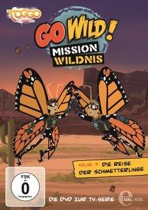 (3)DVD z.TV-Serie-Die Reise Der Schmetterlinge