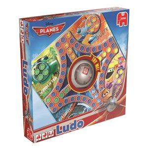 Jumbo 17955 - Disney Planes - Ludo Pop-it Spiel