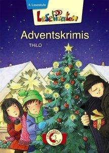 Lesepiraten - Adventskrimis