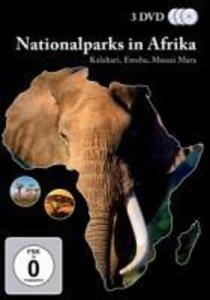 Kalahari/Etosha/Massai Mara