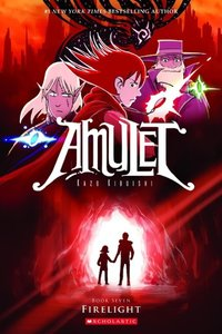 Amulet 07. Firelight