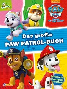 VE 5 PAW Patrol: Das große PAW Patrol-Buch