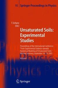 ISSMGE: Experimental Studies