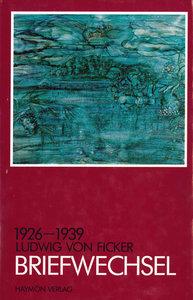 Briefwechsel 1926-1939