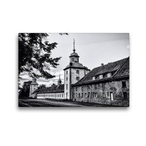 Premium Textil-Leinwand 45 cm x 30 cm quer Westseite