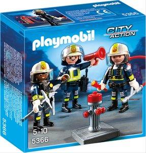 Feuerwehr-Team