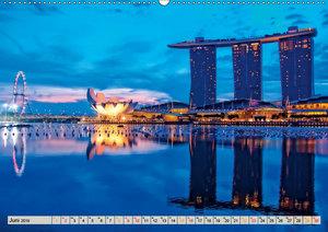 Die 12 meistbesuchten Städte der Welt (Wandkalender 2019 DIN A2