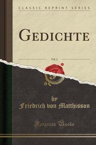 Gedichte, Vol. 2 (Classic Reprint)