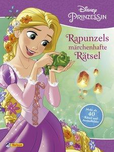 Disney Prinzessin: Rapunzels märchenhafte Rätsel