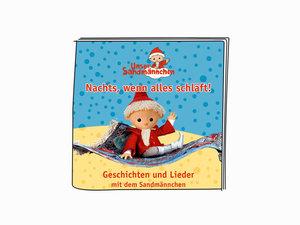01-0062 Tonie-Unser Sandmännchen - Nachts, wenn alles schläft!