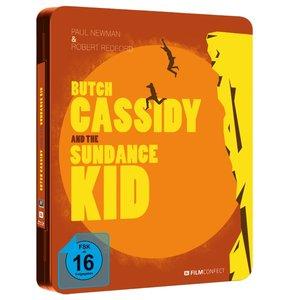 Butch Cassidy und Sundance Kid (Steel Edition)