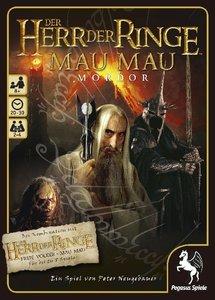 Herr der Ringe MauMau - Mordor