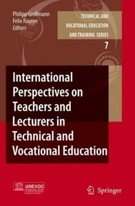 International Perspectives on Teachers and Lecturers in Technica