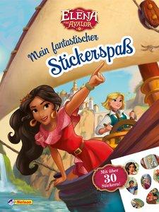 Disney Elena von Avalor: Mein fantastischer Stickerspaß