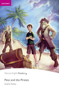 Penguin Readers Audio CD Pack Easystarts Pete and the Pirates. W