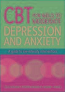 Cognitive Behavioural Therapy for Mild to Moderate Depression an