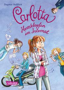 Carlotta, Band 6: Carlotta - Herzklopfen im Internat