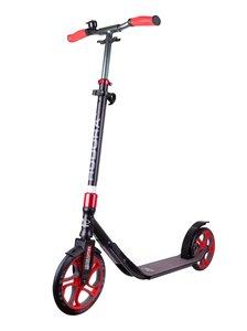 Scooter CLVR 250, schwarz/rot