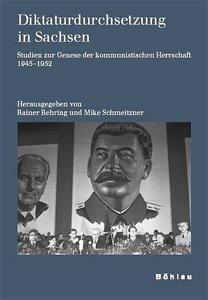 Diktaturdurchsetzung in Sachsen