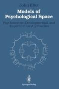 Models of Psychological Space