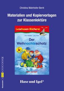 Begleitmaterial: Der Weihnachtsschatz / Silbenhilfe