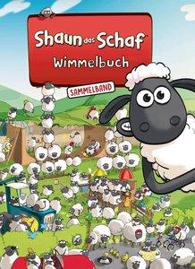 Shaun das Schaf Wimmelbuch - Der große Sammelband - Bilderbuch a