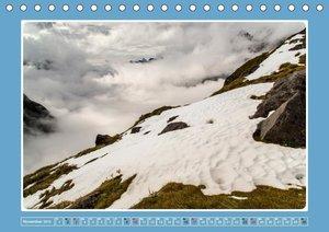 Neuseeland - Zauberhafte Alpen (Tischkalender 2019 DIN A5 quer)
